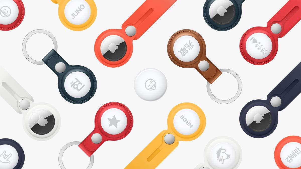 Apple AirTag accessories
