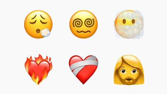 Apple iOS update emojis